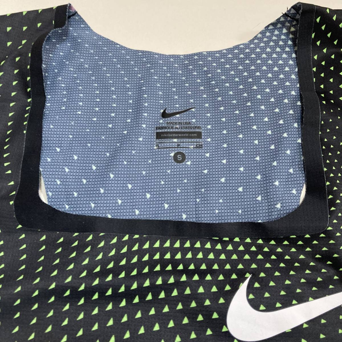 【Sサイズ】Nike ProElite Distance Singlet(2018)【NIKE Pro Elite】