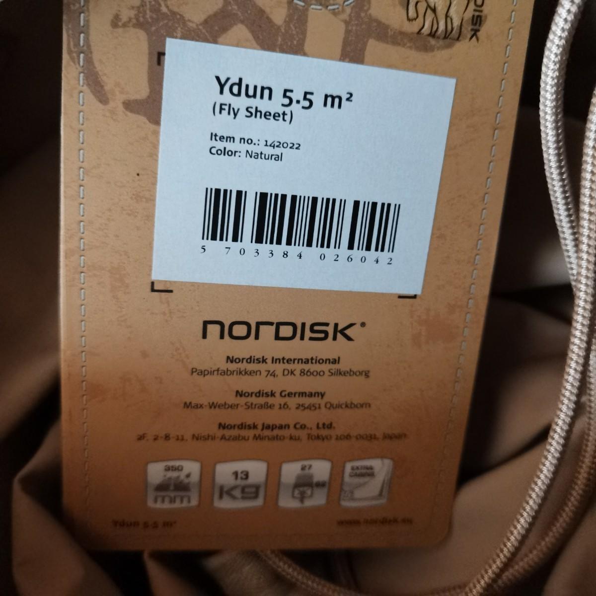 ユドゥン 5.5 Nordisk