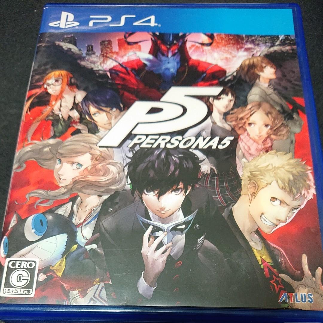ペルソナ5 PS4 PERSONA5