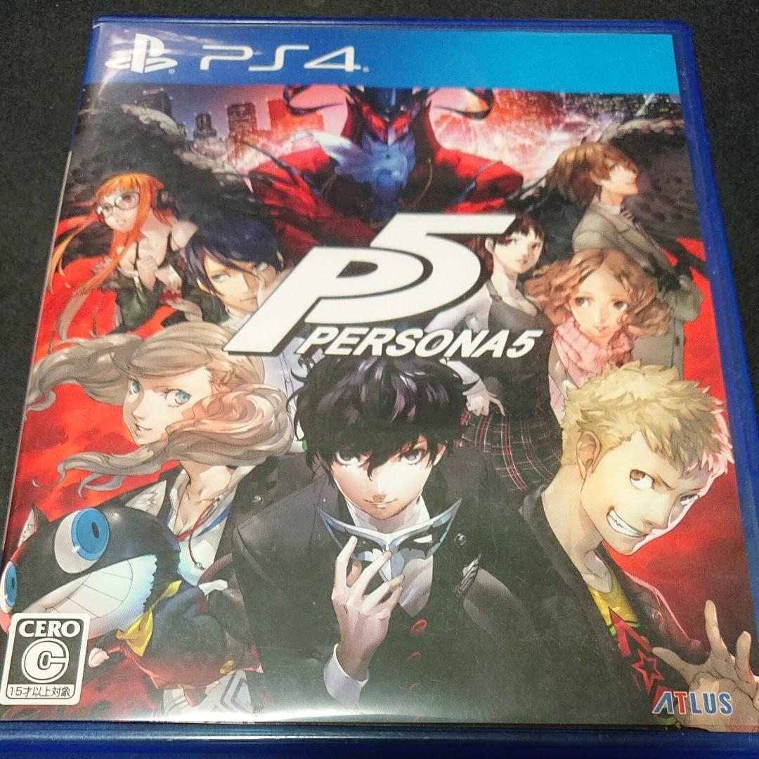 ペルソナ5 PERSONA5 PS4
