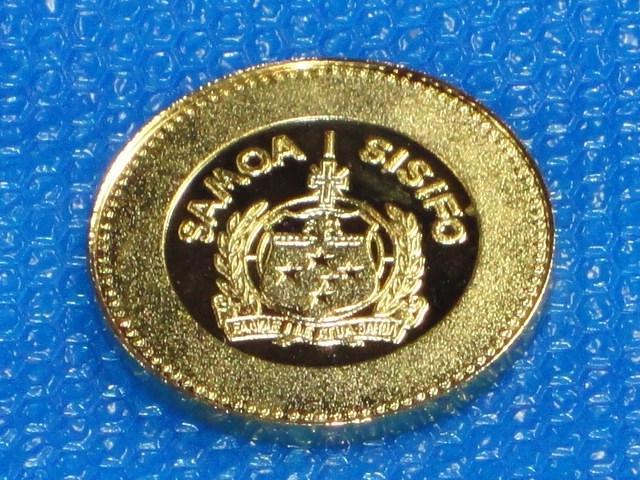 ☆サモア諸島 ・1975年「沖縄国際海洋博覧会」記念メダル☆_画像4