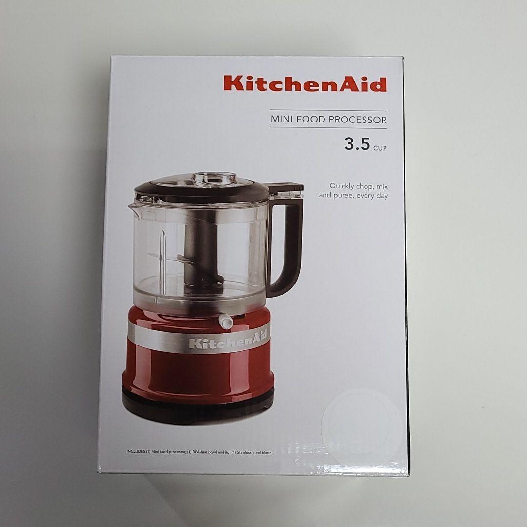 キッチンエイド  ミニフードプロセッサー 3.5カップ 【ホワイト】