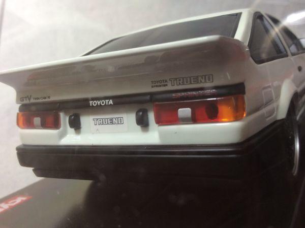京商 ミニッツ ボディ トヨタ トレノ AE86 GTV with Aero kit MZP410GTV MA020 MR03 mini-z オートスケール ASC AutoScale RM