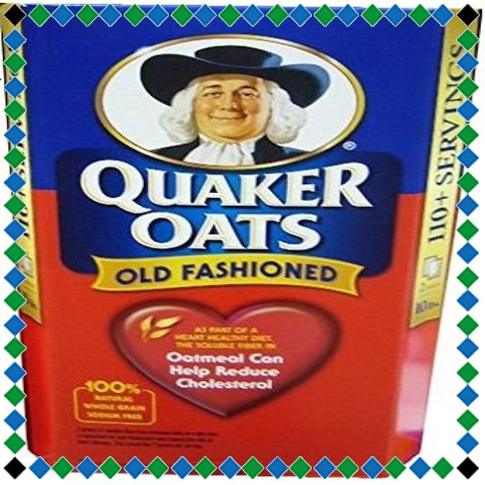 2.26kgX2袋 QUAKER OATS クエーカー オールドファッションオートミール4.52kg 2._画像1