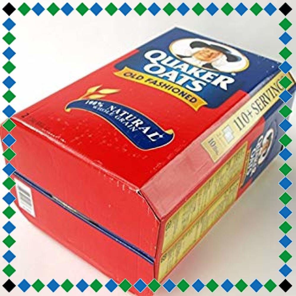 2.26kgX2袋 QUAKER OATS クエーカー オールドファッションオートミール4.52kg 2._画像9