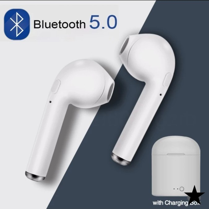 Bluetooth5,0ワイヤレスイヤホン
