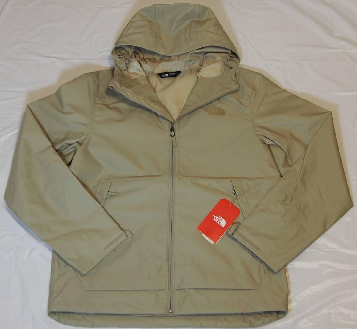 【USA購入、未使用タグ付】ノースフェイス ミラートン ジャケット Lサイズ ベージュ The North Face Millerton Jacket_画像1