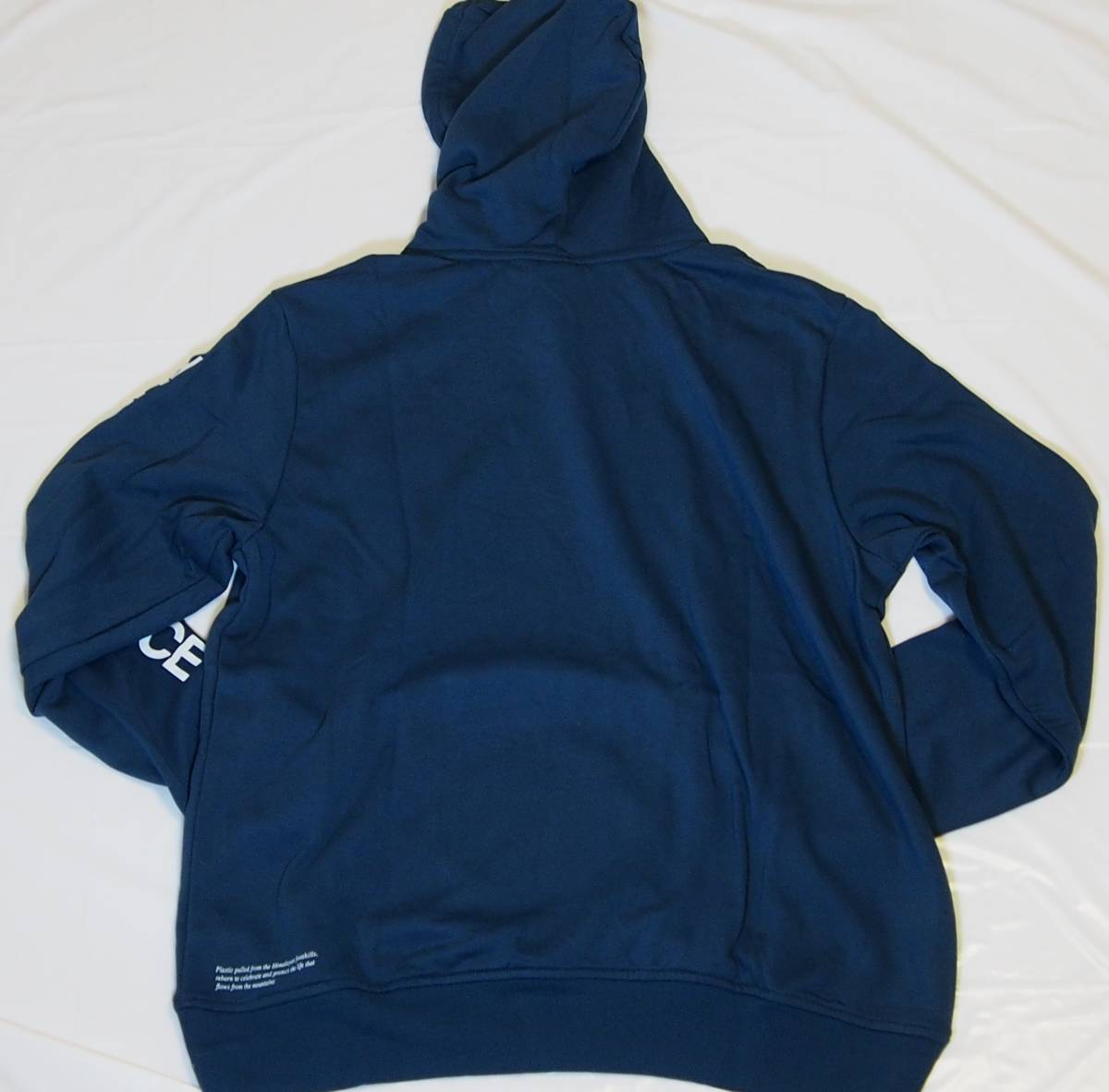 【USA購入、未使用タグ付】ノースフェイス パーカー XL ブルー系 The North Face Himalayan Bottle Source Pullover Hoodie_画像3