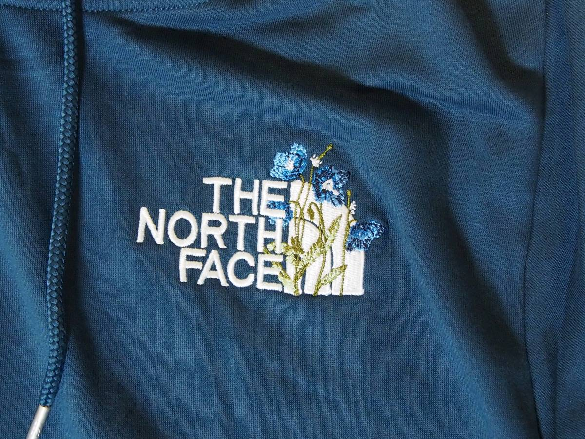 【USA購入、未使用タグ付】ノースフェイス パーカー XL ブルー系 The North Face Himalayan Bottle Source Pullover Hoodie_画像2
