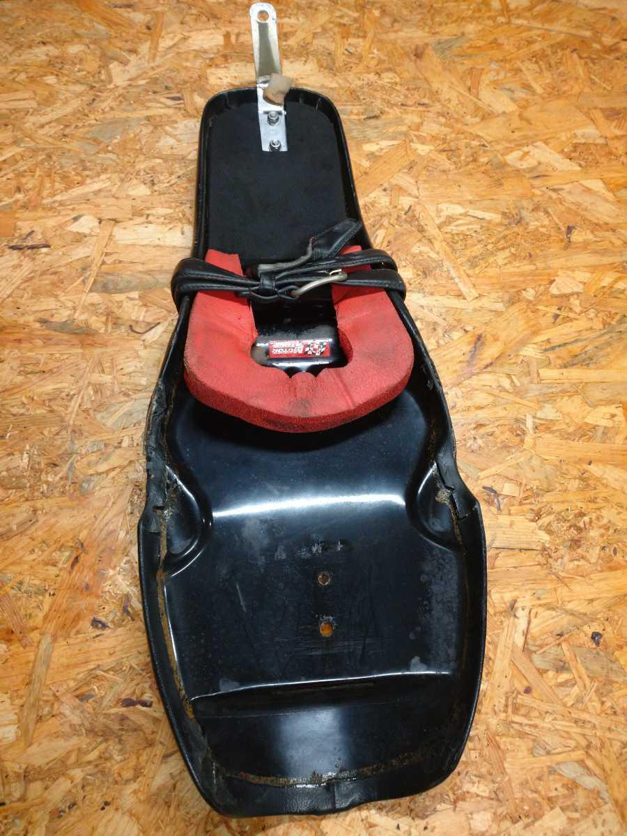 シート 2002年式 ハーレー スポーツスター に使用していました_画像5