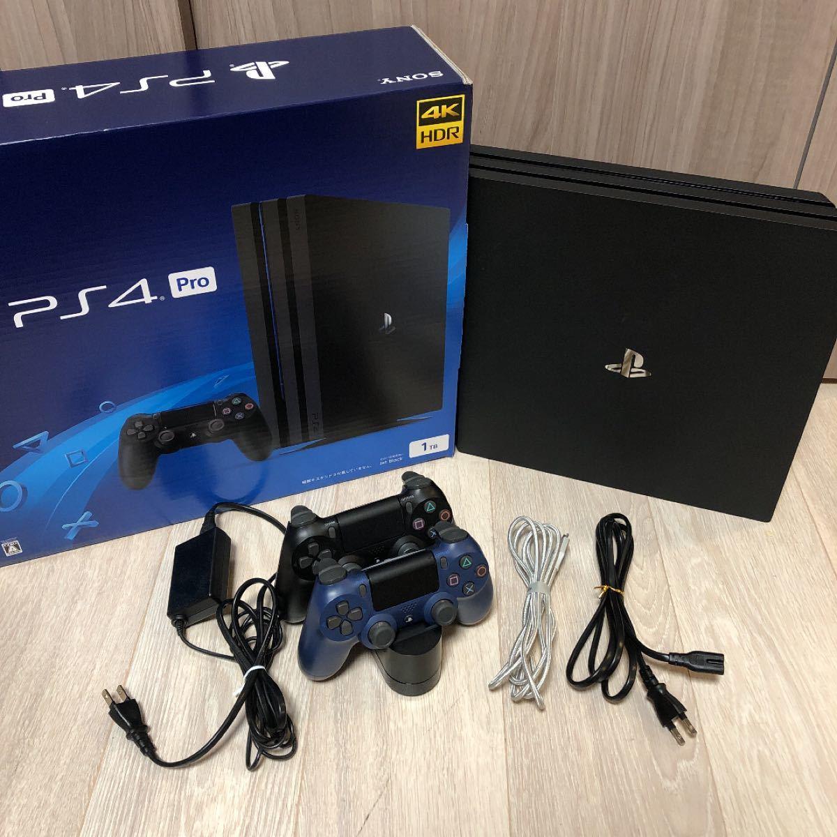 PlayStation4 Pro1TB CUH-7200BB01 PS4