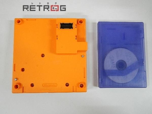 ゲームボーイプレーヤー(オレンジ)(GC) DOL-017 ニンテンドーゲームキューブ_画像1