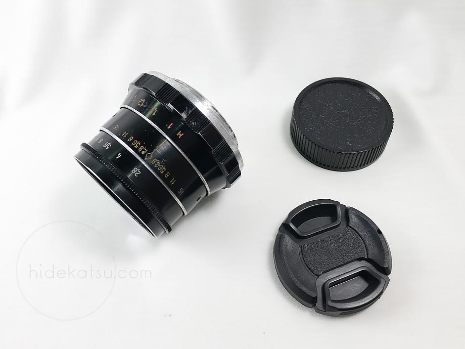 手頃なロシアンレンズ インダスター61 L/D【分解清掃済み・撮影チェック済み】 Industar-61 L/D 55mm F2.8 L39_画像2