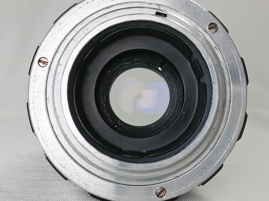 手頃なロシアンレンズ インダスター61 L/D【分解清掃済み・撮影チェック済み】 Industar-61 L/D 55mm F2.8 L39_画像10