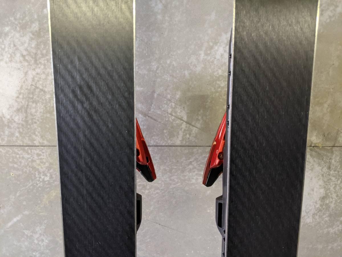 Salomon GS 192cm R27 サロモン ジャイアントスラローム_画像9