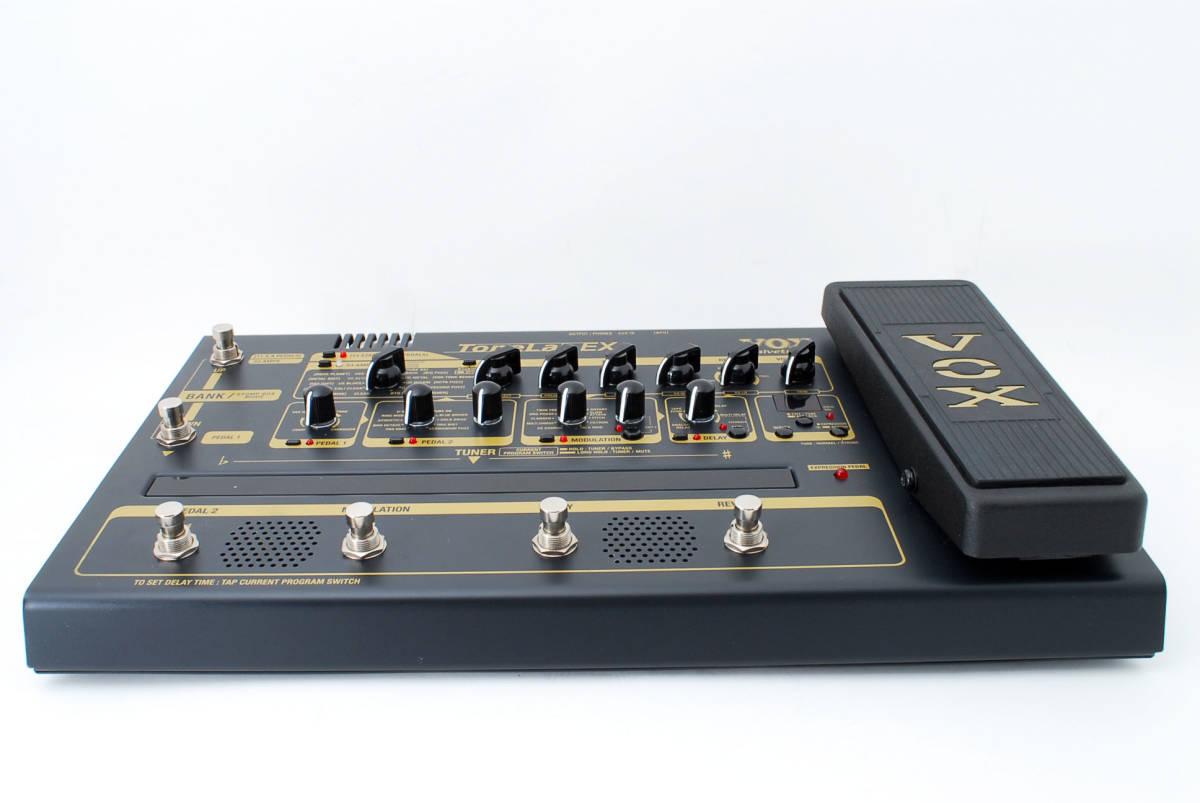 VOX ボックス Tonelab EX マルチエフェクター ACアダプタ付 [美品] #727293_画像3