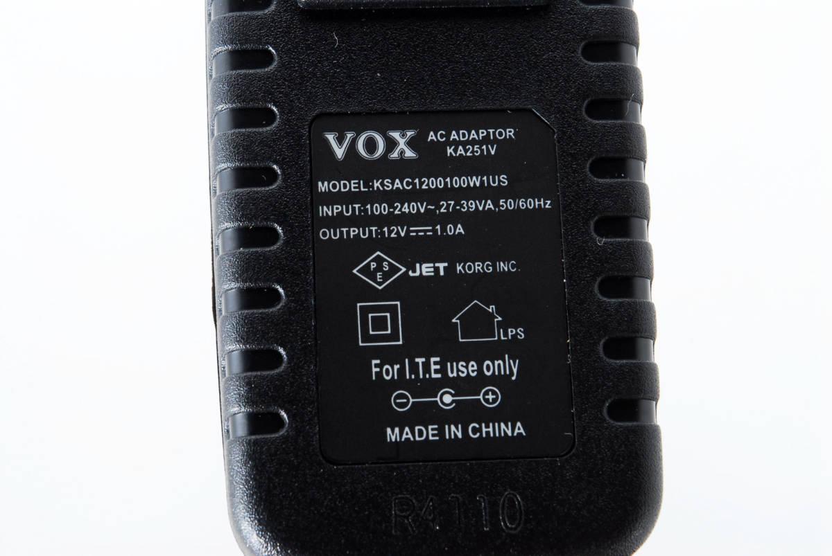 VOX ボックス Tonelab EX マルチエフェクター ACアダプタ付 [美品] #727293_画像9