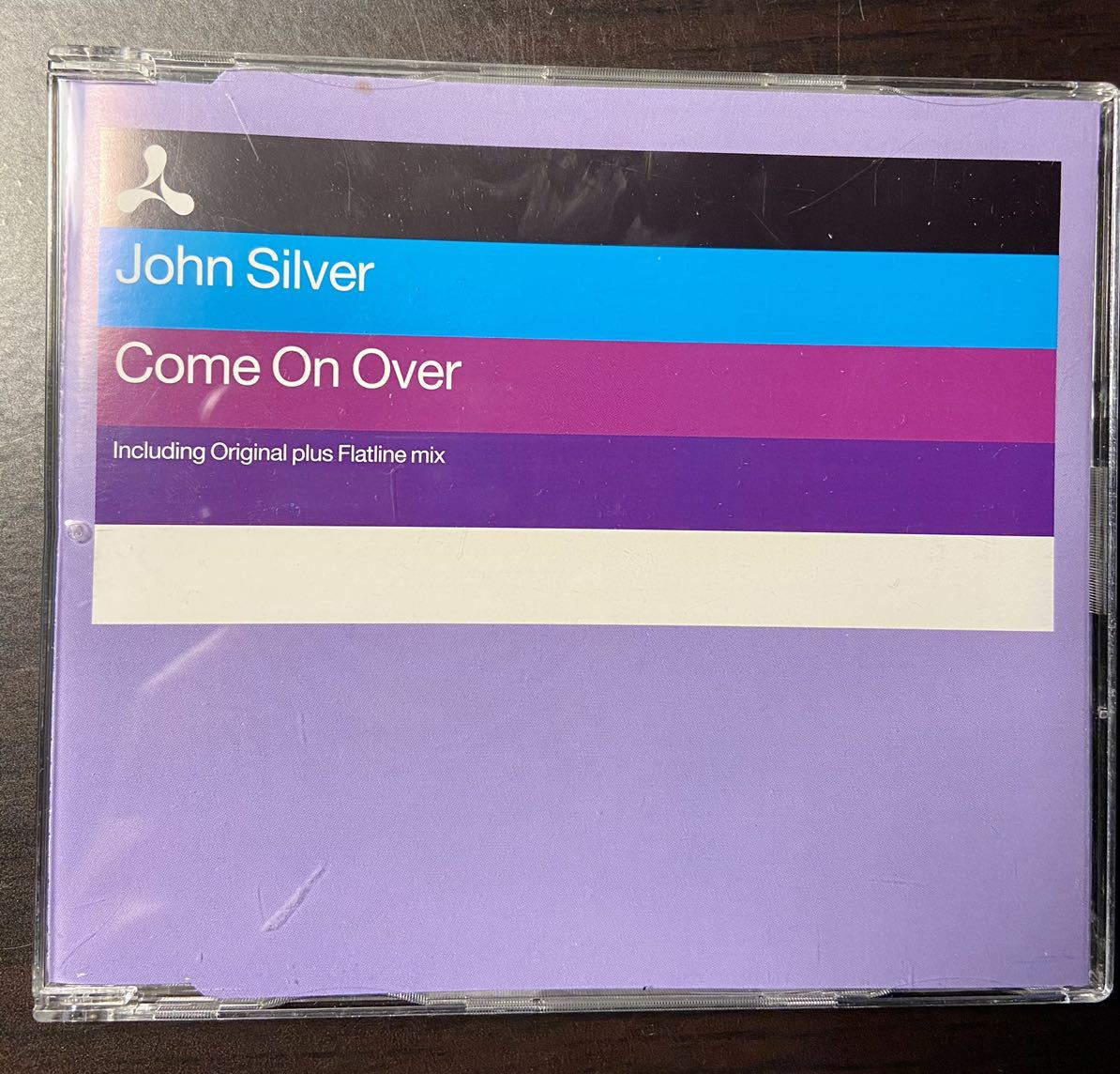 JOHN SILVER Come On Over シングルCD 送料無料