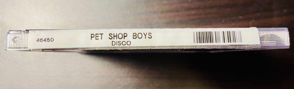 ペットショップボーイズ Pet Shop Boys DISCO ディスコ 1996年 リミックスアルバム 廃盤 送料無料