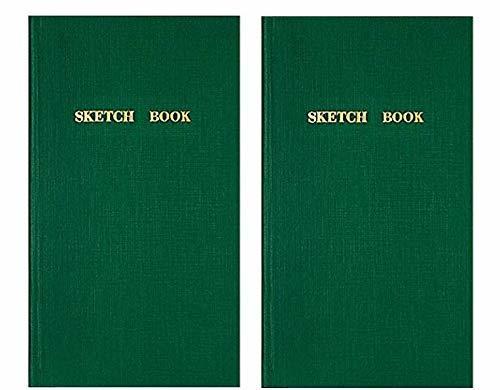 コクヨ(KOKUYO) コクヨ ノート 測量野帳 スケッチ 白上質紙 40枚 セ-Y3 (2冊(80枚))_画像1