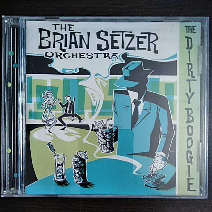 the brian setzer orchestra ザ ブライアンセッツァー オーケストラ the dirty boogie