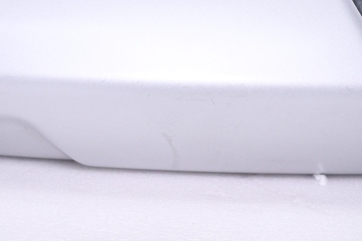 2121385★モデリスタ 中期★NZE161G カローラフィールダー HV フロントスポイラー CROSS FIELDER★シルバー/グレーラメ トヨタ 補修用 (RO)_画像7