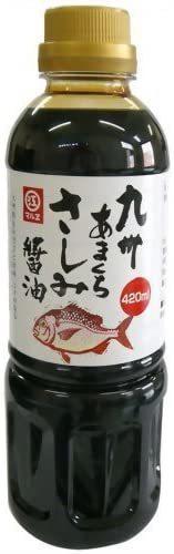 九州甘口さしみ醤油 420ml×2本セット_画像1