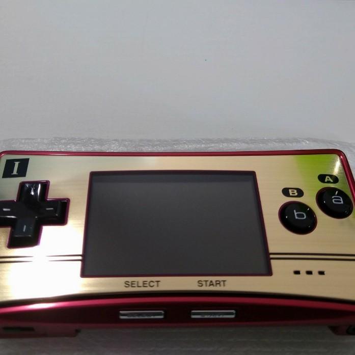 ゲームボーイミクロ ファミコンVer