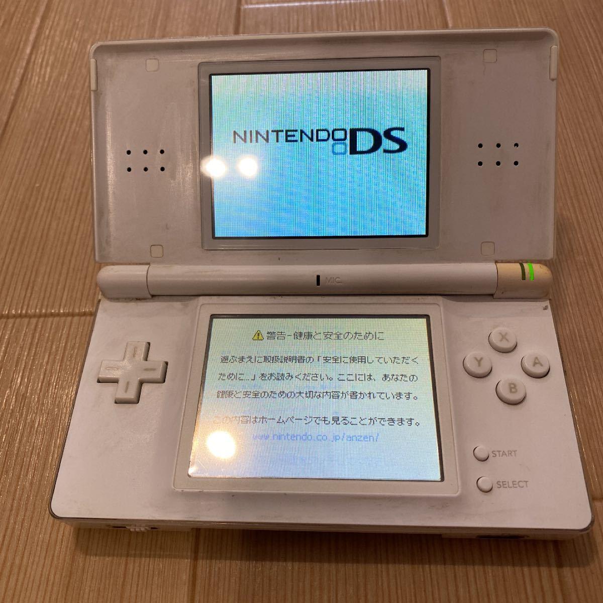 【送料無料】ニンテンドーDS Lite 任天堂 DSライト充電器付
