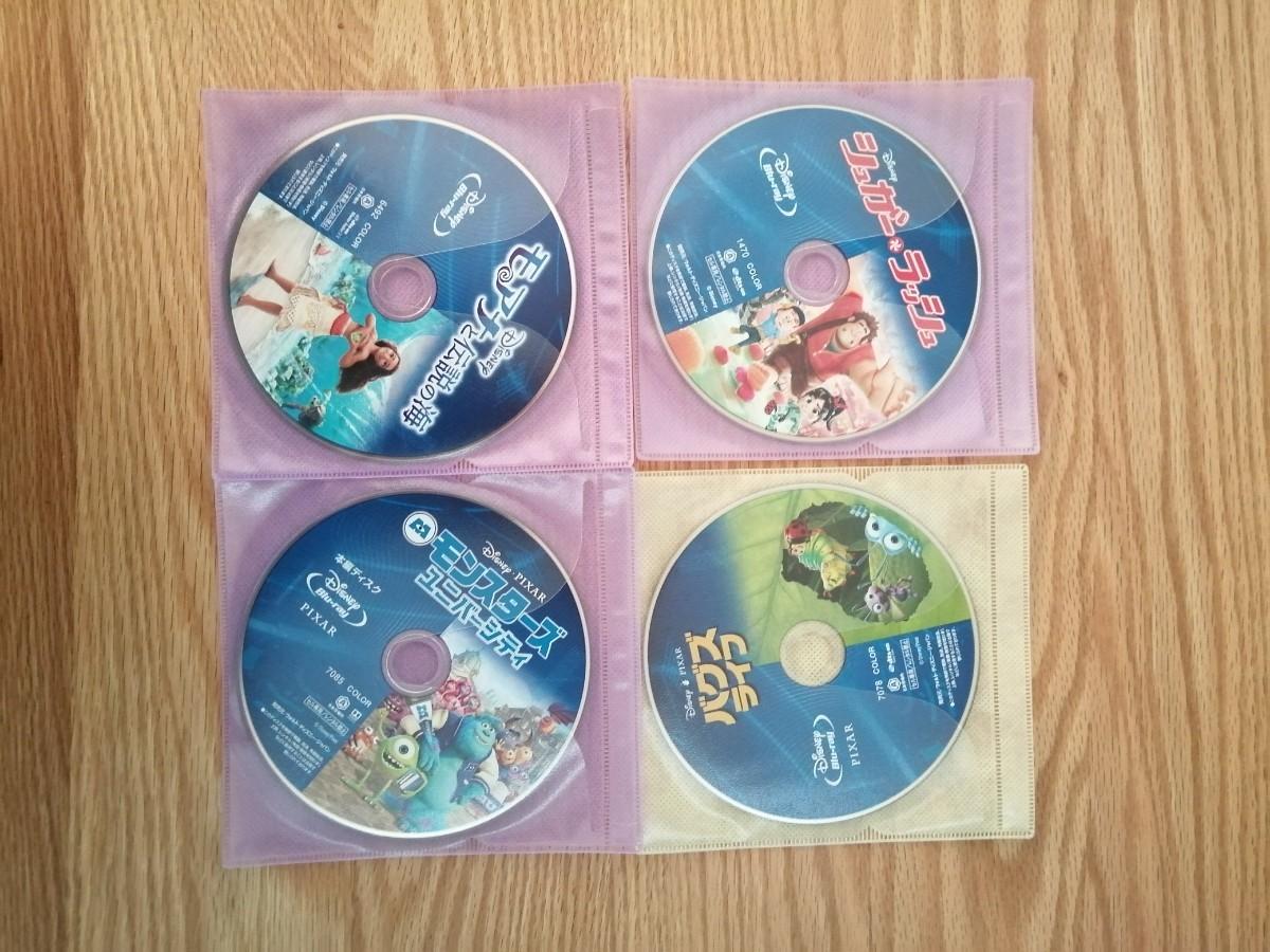 早いもの勝ち ディズニー Blu-ray 4点セット 国内正規品 未再生 タイトル変更あり