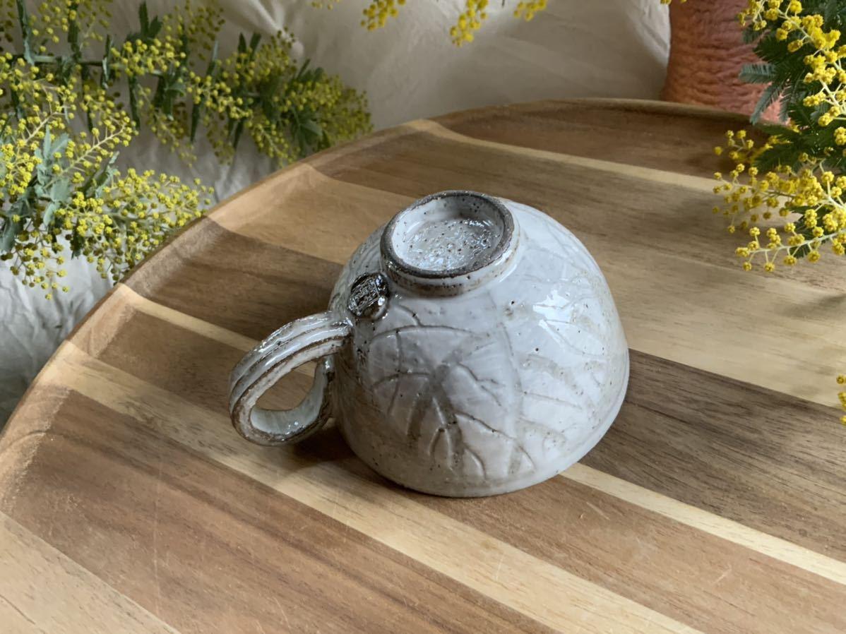 167 マグカップ コーヒーカップ オブジェ インテリア 陶器 釉薬 珈琲 食器_画像4