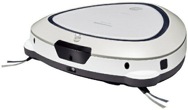 447送料無料[SALE]新品未開封 Panasonic ロボット掃除機 RULO(ルーロ)スマホ対応モデル シャンパンゴールド■MC-RS520-N■激安SHOP24_画像2