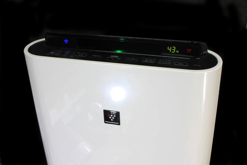 美品★2020年 全フィルター新品交換済 31畳対応 プラズマクラスターでウイルス、カビ菌、臭い、花粉、pm2.5を撃退 加湿空気清浄機