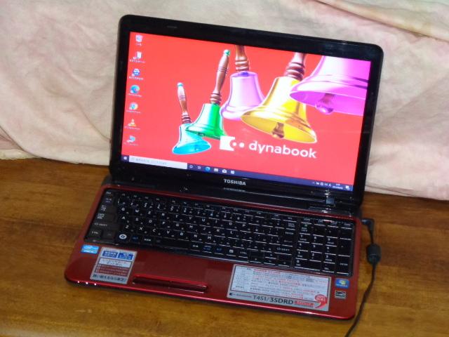2号店オープン記念/美品/爆速新品SSD480GBメモリー4GB/Windows10&office/Core i5-2430M 2.40GHz /東芝 dynabook T451/35DRD