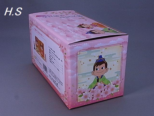 #8-1【不二家】首振り!!ペコポコ ひな人形*未使用品 陶器人形_画像5
