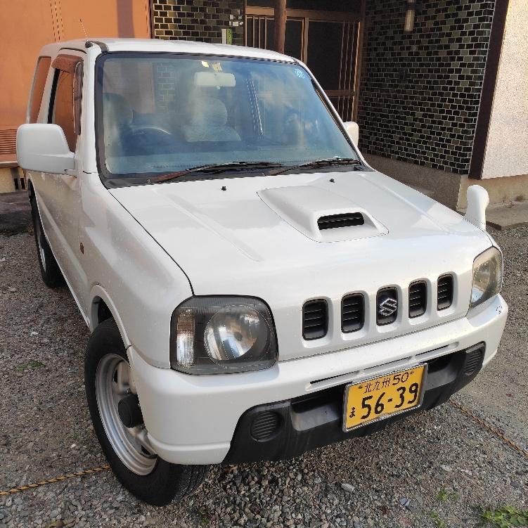 「スズキ ジムニー 車検令和4年1月まで 2WD JB23W ターボ車 少ない2WDです。」の画像1