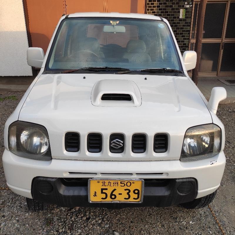 「スズキ ジムニー 車検令和4年1月まで 2WD JB23W ターボ車 少ない2WDです。」の画像2