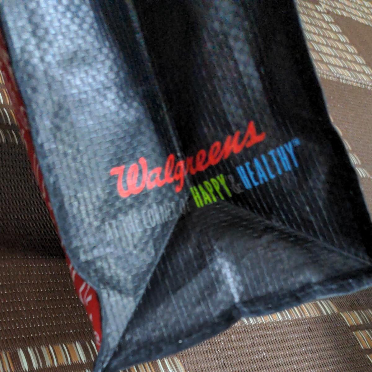 トートバッグ エコバッグ ショッピングバッグ(一年前アメリカで購入)