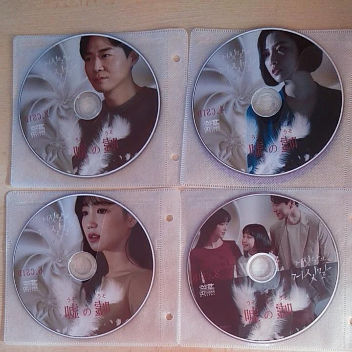 嘘の嘘 韓国ドラマ DVD8枚