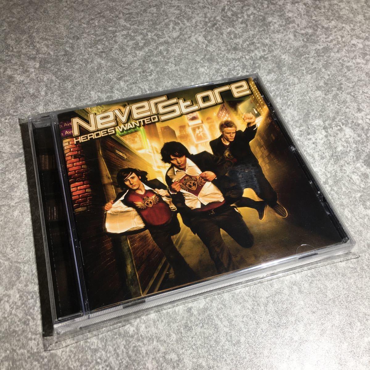 輸入盤 NEVERSTORE / HEROES WANTED [CD]