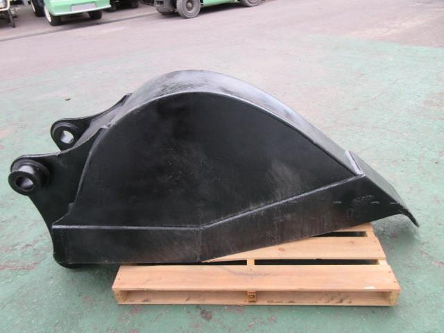 FT19 重機 用 台形バケット ピン径60mm 幅200~650mm ユンボ 建設機械_画像3