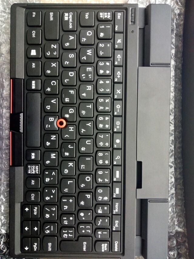 lenovo tablet 2  ワイヤレスキーボード bluetooth