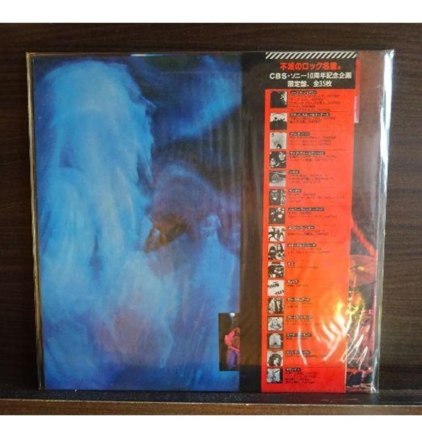 ライヴ  ジョニー・ウィンター・アンド 不滅のロック LPレコード