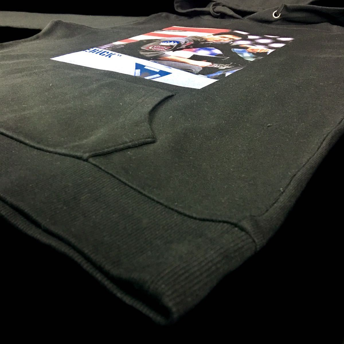 新品 トップガン トムクルーズ アメリカ 空軍 戦闘機 星条旗 黒 パーカー XS S M L XL ビッグ オーバー サイズ XXL XXXL ジップアップ 可_画像8