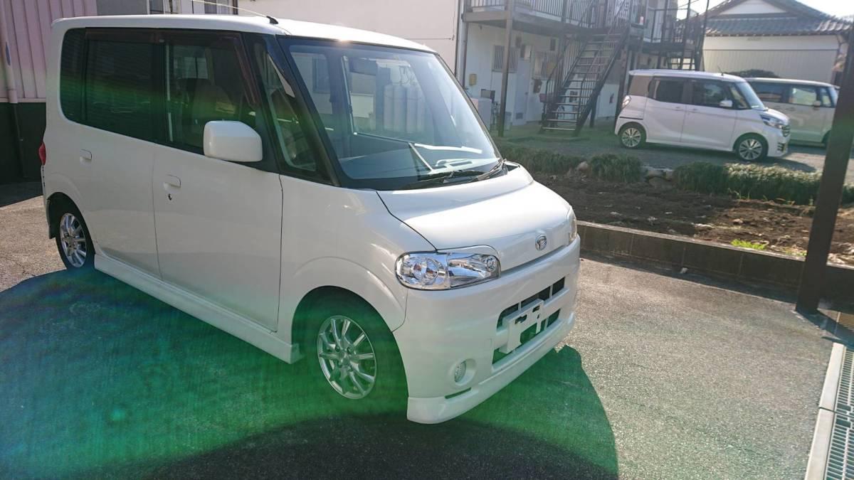 「タント 車検R4/2月 売切」の画像3