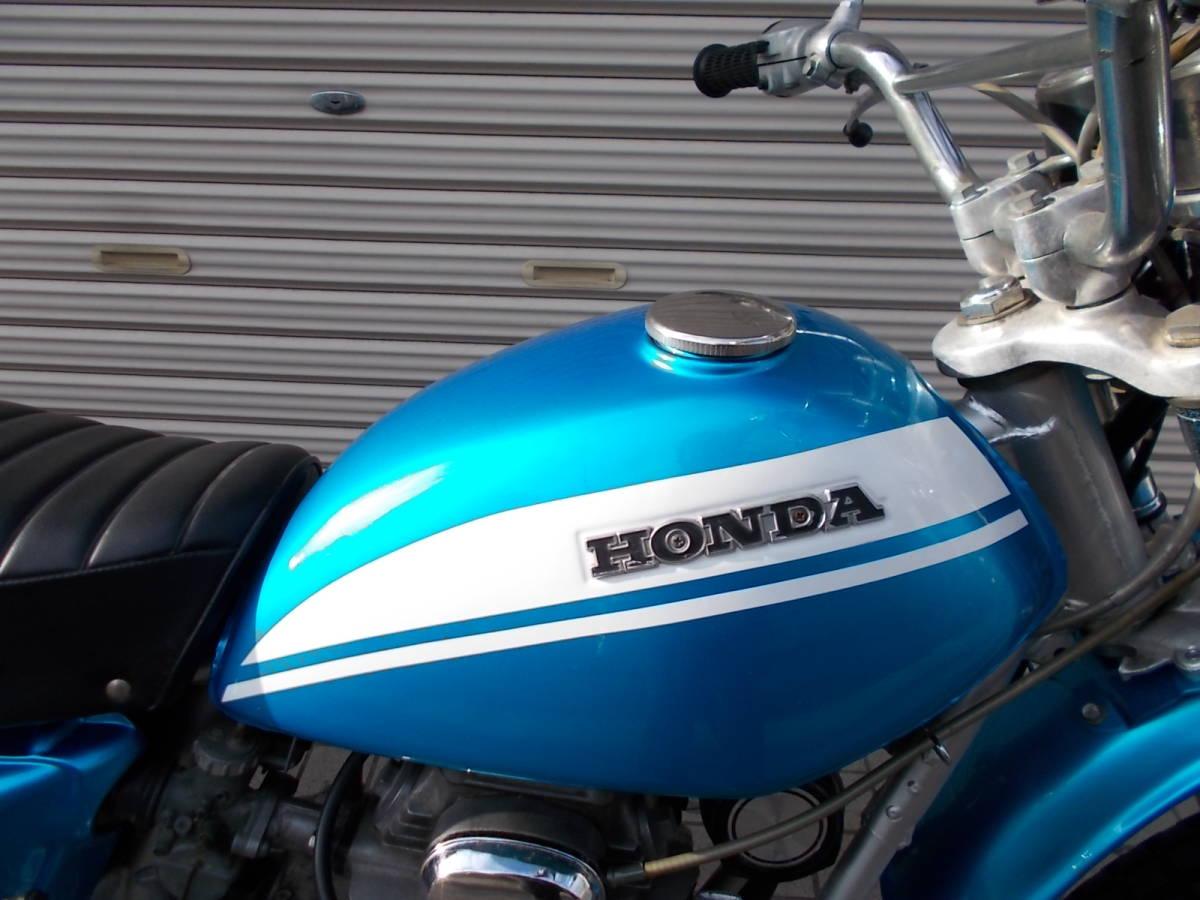 「ホンダ SL175 」の画像3
