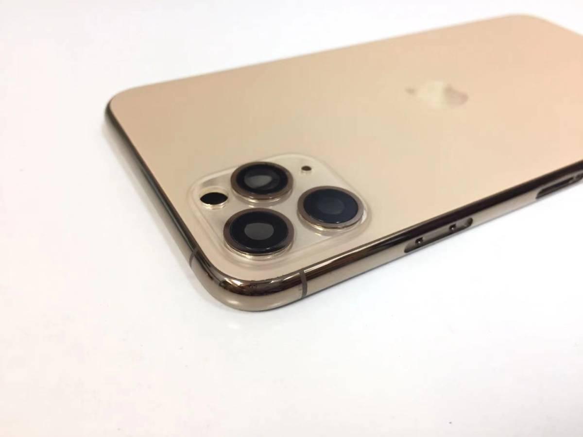 送料無料 美品 iPhone11promax 純正バックパネル筐体 フレーム バックパネル_画像5
