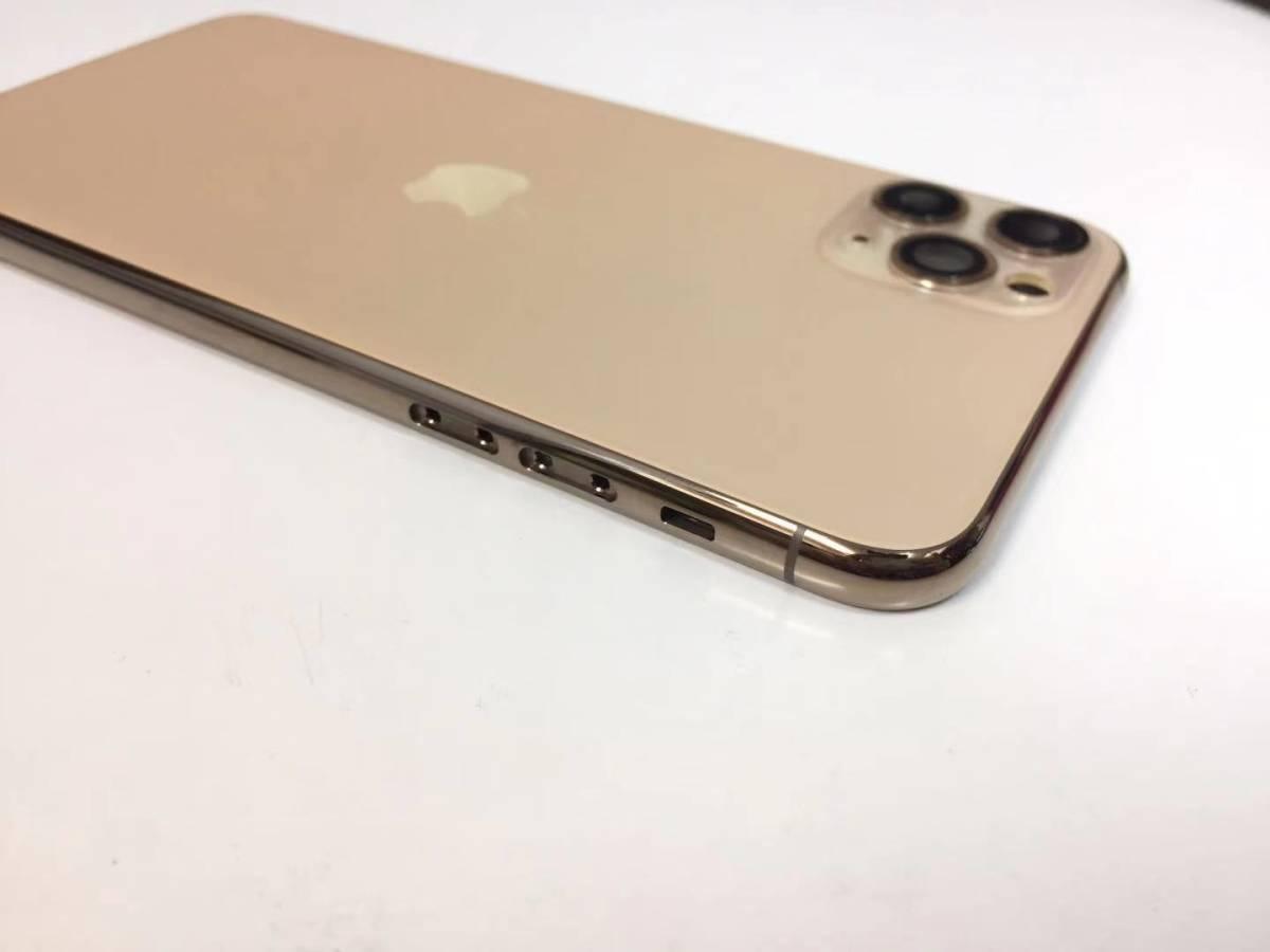 送料無料 美品 iPhone11promax 純正バックパネル筐体 フレーム バックパネル_画像4