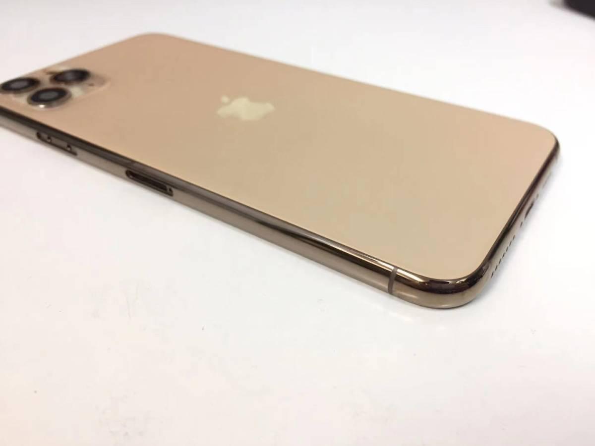 送料無料 美品 iPhone11promax 純正バックパネル筐体 フレーム バックパネル_画像2
