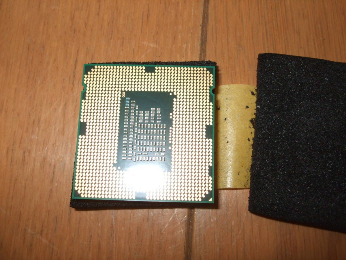 動作品 定期的にグリス交換 しっかり梱包 Celeron G465 ソケットLGA1155 CPU 完動品_画像2